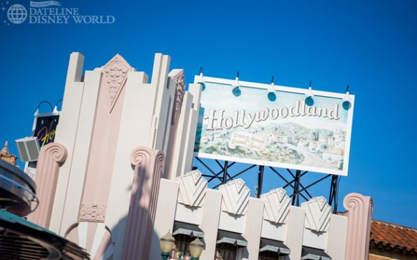 Welcome to Hollywoodland!