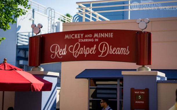 Mickey and Minnie now have a permanent meet and greet where the old American Idol audition booths were.