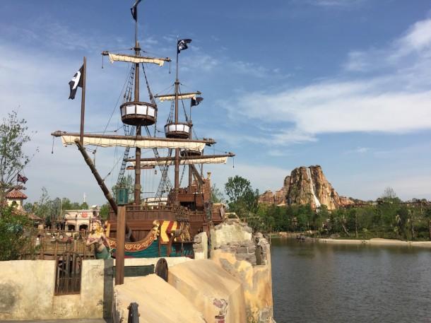 PiratesShipLagoonAdventureIsle