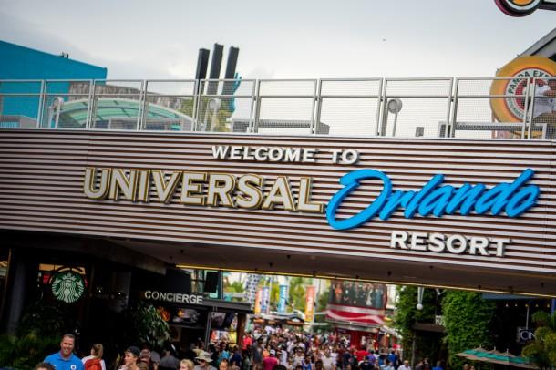 Welcome to Universal Orlando Resort