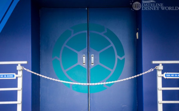 I love this logo on the doors. Hopefully the interior gets a proper refurb to go along with the outside.