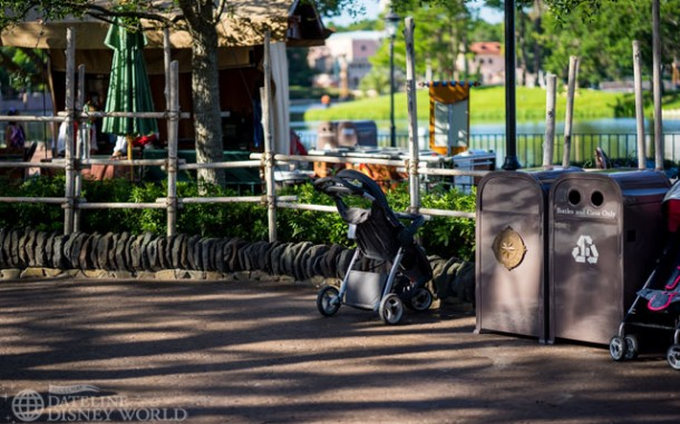 No more makeshift queues in the stroller parking area by where you can meet Anna and Elsa.