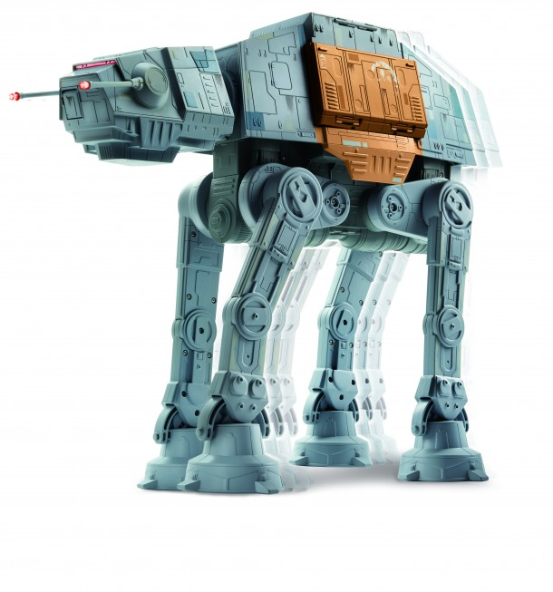 AT-ACT toy featured in the video