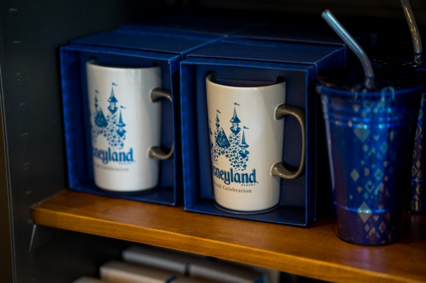 Disneyland mugs at Trolley Car Cafe because reasons?