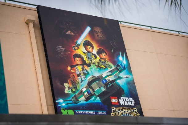 Lego Star Wars promotion. I'm more ready for Rebels season three in September.