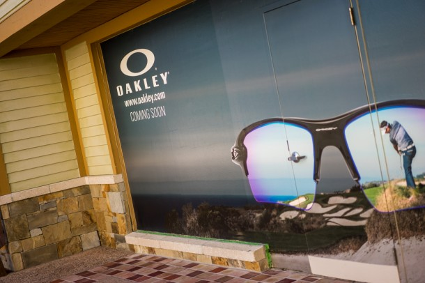Oakley coming soon.