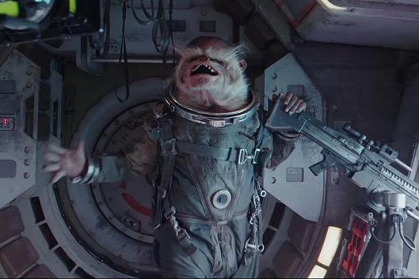 Space Monkey 1