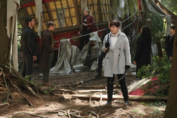 "ONCE UPON A TIME - ""The Savior"" - As ""Once Upon a Time"" returns to ABC for its sixth season, SUNDAY, SEPTEMBER 25 (8:00-9:00 p.m. EDT), on the ABC Television Network, so does its classic villain-the Evil Queen. (ABC/Jack Rowand)"