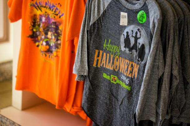 Some Halloween merchandise.