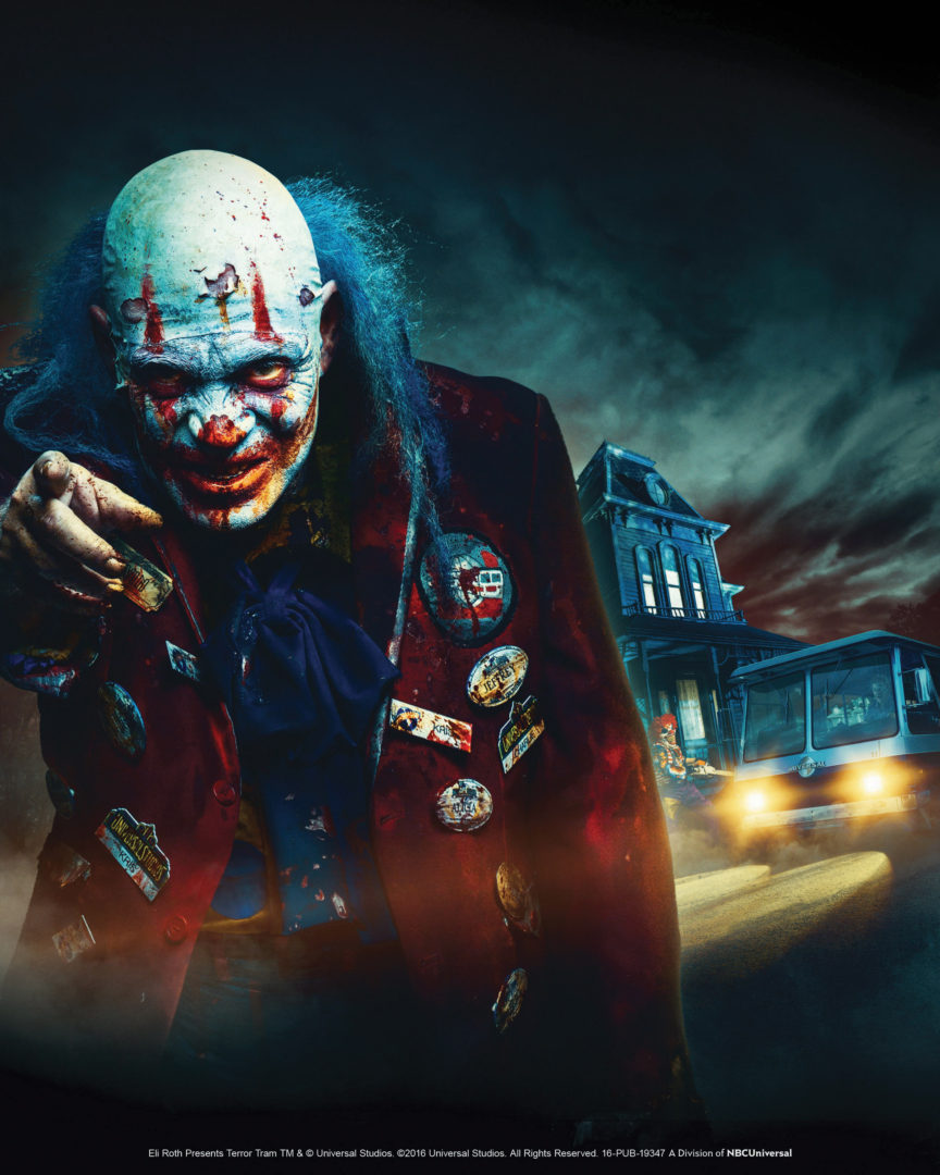 Horror: Destinations, Halloween Horror Nights Hollywood