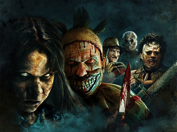 HHN 2016 key art at USH