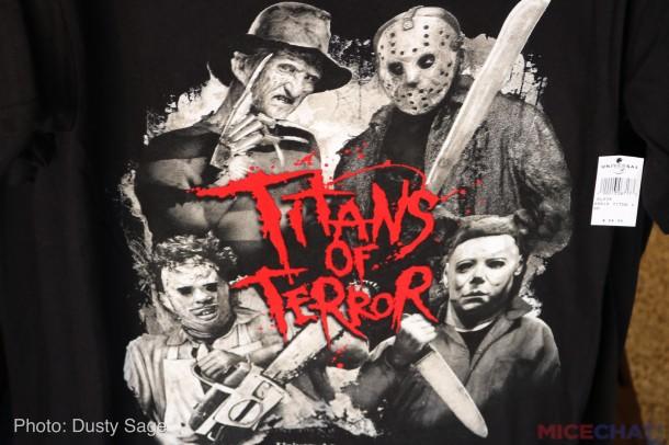 Universal Studios Halloween Horror Nights sneak peek.