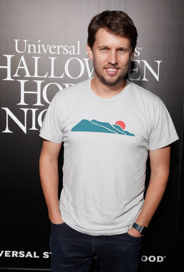 "UNIVERSAL CITY, CA - SEPTEMBER 16:  Actor Jon Heder attends Universal Studios ""Halloween Horror Nights"" opening night at Universal Studios Hollywood on September 16, 2016 in Universal City, California.  (Photo by Rich Polk/WireImage)"