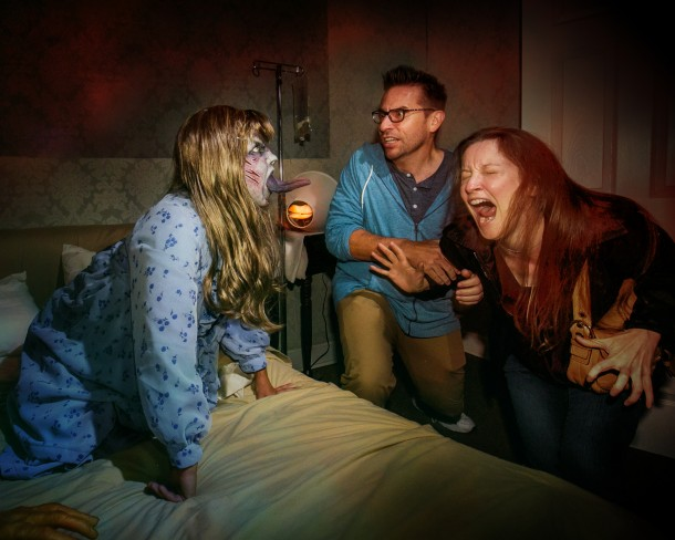 HOLLYWOOD HORROR NIGHTS - HOLLYWOOD