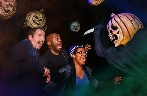 2016 Halloween Horror Nights - Hollywood  at Universal Studios Hollywood   Photo by David Sprague