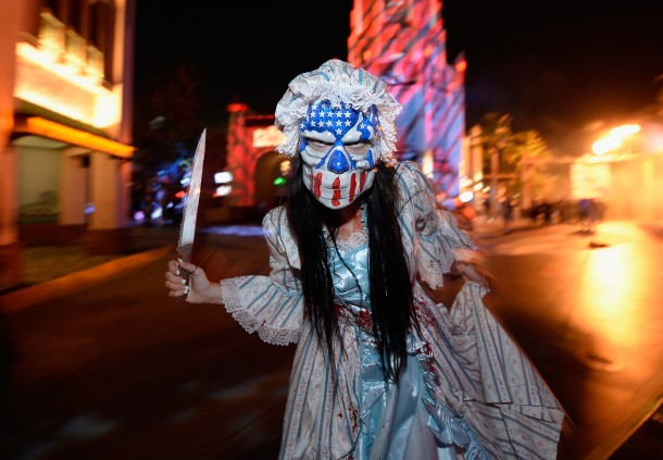 "Universal Studios ""Halloween Horror Nights"" - Preview"