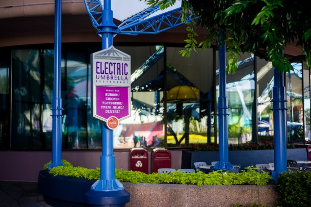 Annual Passholders can now get 20% off at Electric Umbrella for the next year.