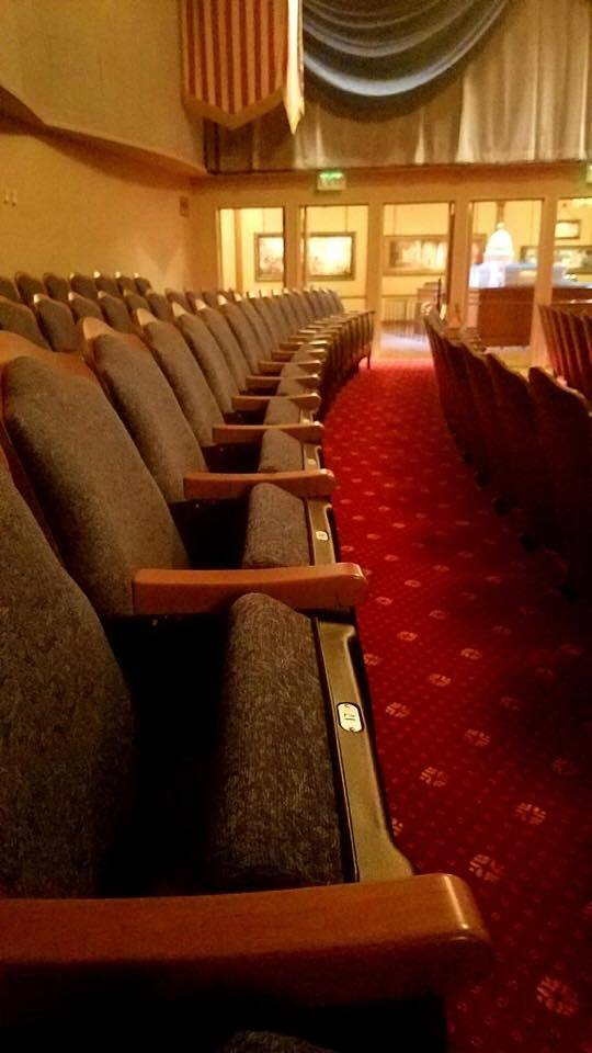 Lincoln-Theater-Seats