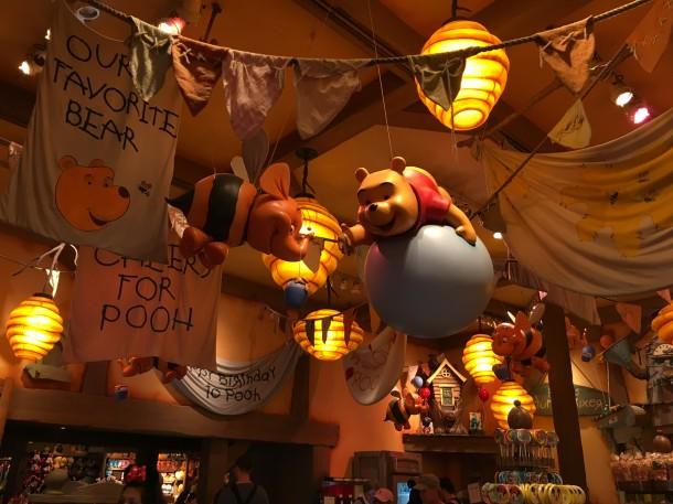 Because it's Pooh's BIRTHDAY!!!