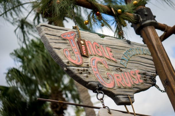 The Jingle Cruise is back for another year.