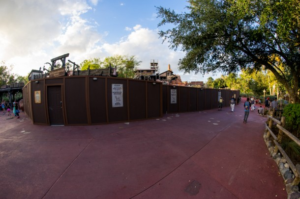 Big Thunder Mountain is still closed, but should be opening back up later this month.