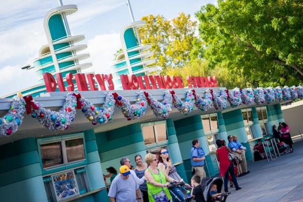 Disney Hollywood Studios Christmas
