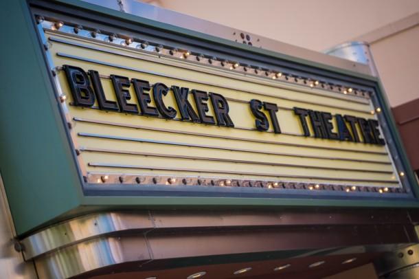 Bleecker Street...hmm...