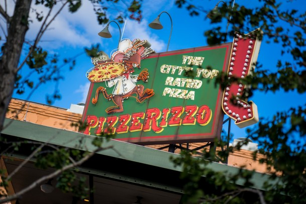 Pizzerizzo opens this Friday!