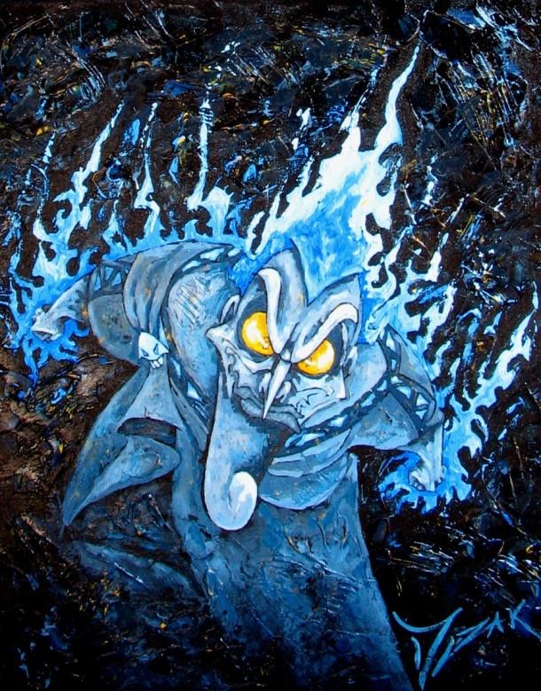 Hades by Trevor Mezak