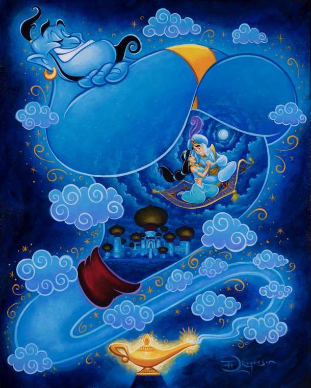 I Dream of Genie by Tim Rogerson