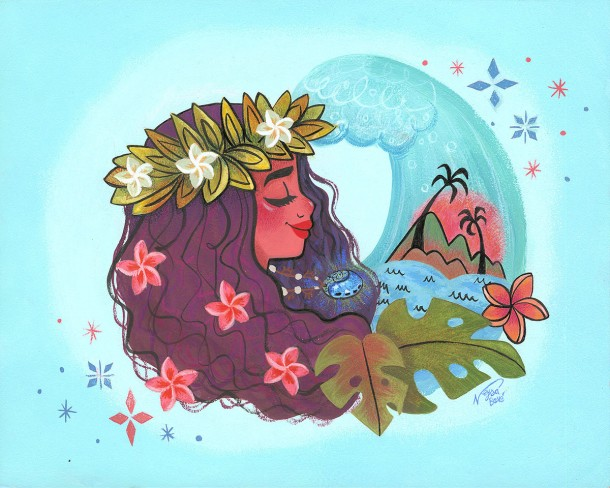 Moana Magic by Neysa Bove