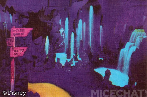 NO photo has ever done the Rainbow Caverns justice. It was indecribeably beautiful.