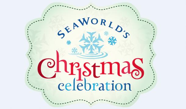 seaworld San Diego christmas celebration