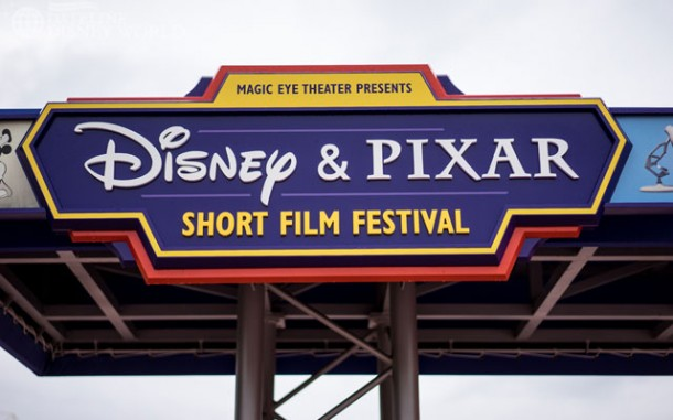Captain EO was replaced by the Pixar Short Film Festival.