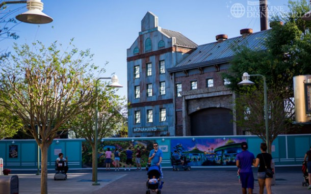 A final look at the Backlot Tour, which left to make room for both Star Wars and Toy Story lands.