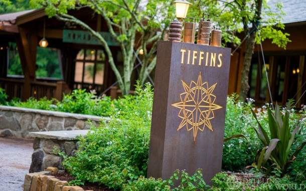 We got our first taste of Tiffins and the Nomad Lounge.