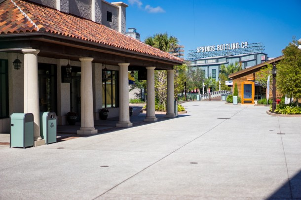 More shops and restaurants continued to open at Disney Springs.