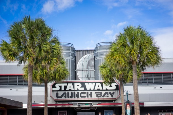 Star Wars Launch bay has seen some changes with Rogue One: A Star Wars Story releasing in theaters this week.