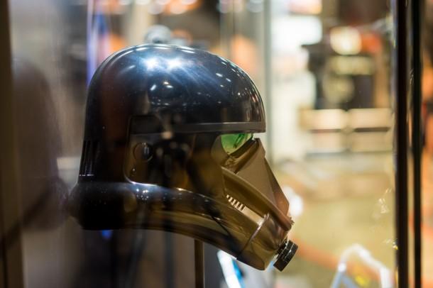 Death Trooper helmet.