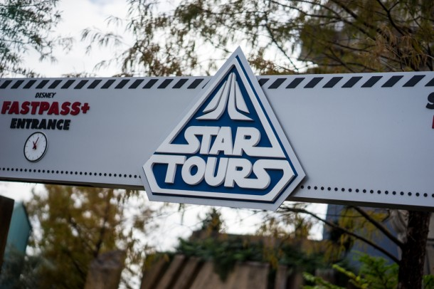Star Tours will be going back to being fully random this weekend.