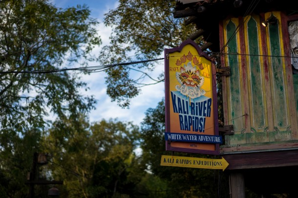 Kali River Rapids now opens at 10am daily.