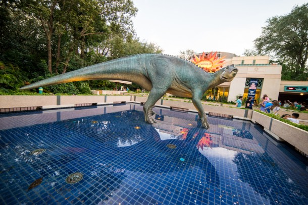 Dinosaur has also reopened recently from a long refurbishment.