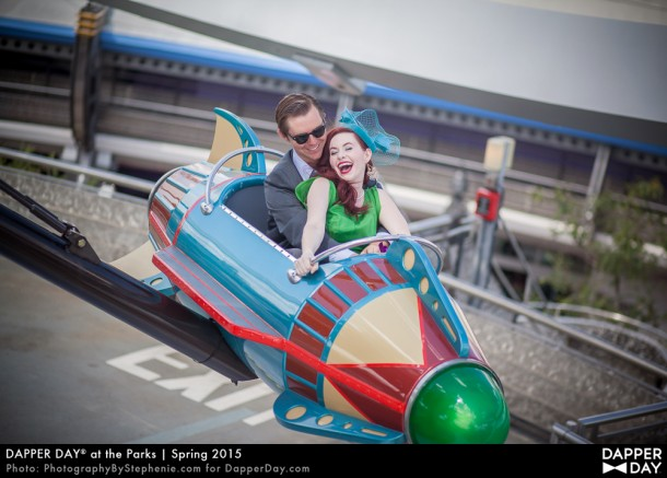 Dapper Day at the Parks, Spring 2015, Magic Kingdom, WDW Florida
