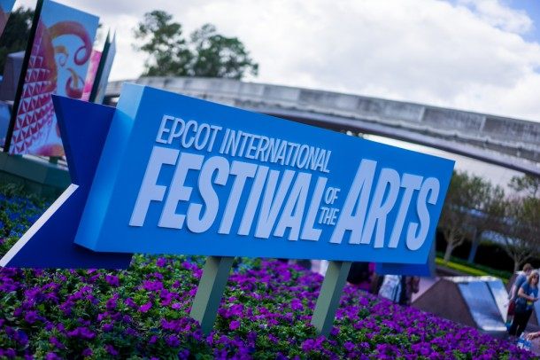 Festival of the Arts just started this weekend!