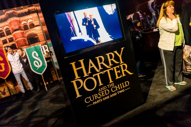 As well as a feature on the Cursed Child play in London.