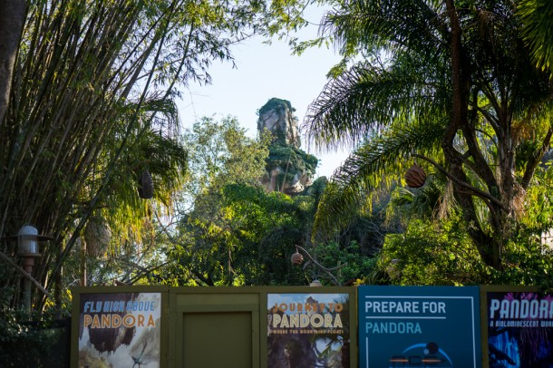 It's starting to feel like this is getting closer and closer as Disney has ramped up promotion of the new land.