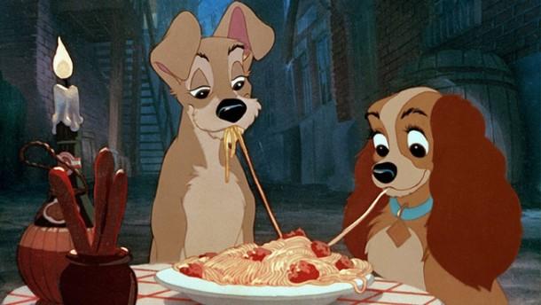 Lady-Tramp-Spaghetti