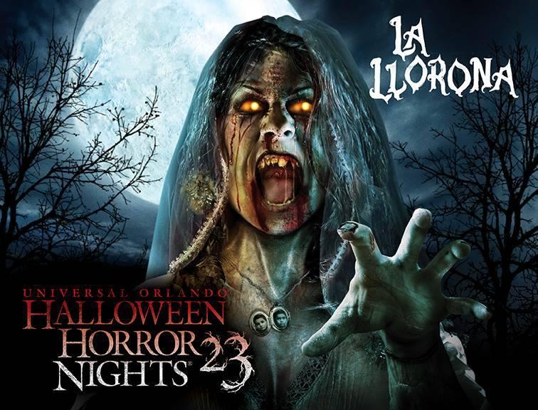 la llorona halloween horror nights 23